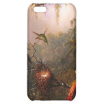 Orchid and Three Brazilian Hummingbirds iPhone 5C Cover