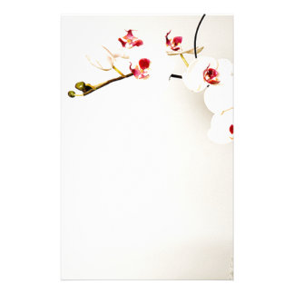 Orchid Arch Stationery