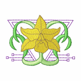 Orchid Art Nouveau