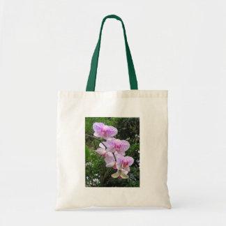 Orchid Canvas Bag