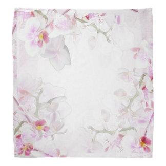 Orchid bandana