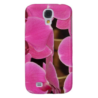 Orchid Blossoms Floral Garden Destiny Nature Galaxy S4 Cases