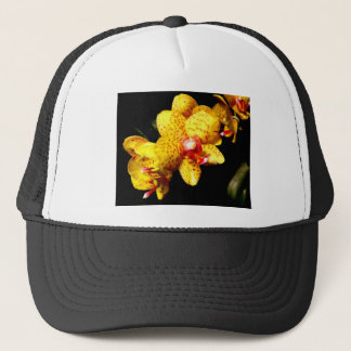 Orchid Blossoms Wedding Blossoms Trucker Hat