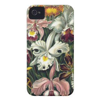 Orchid Botanical Print Case-Mate iPhone 4 Case