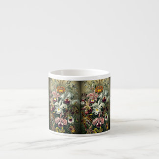 Orchid Botanical Print Espresso Cup