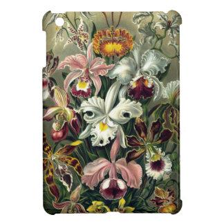 Orchid Botanical Print iPad Mini Cases