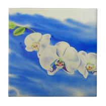 Orchid breeze tile