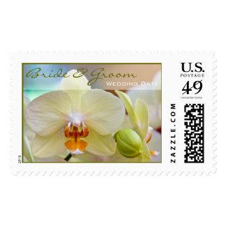 Orchid • Bride & Groom Stamp
