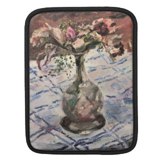 Orchid by Lovis Corinth iPad Sleeves