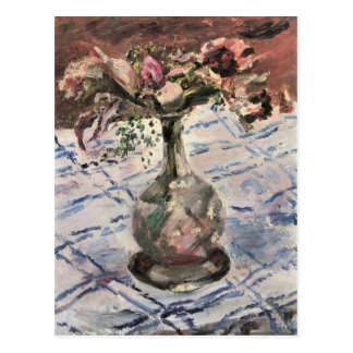 Orchid by Lovis Corinth Postcard