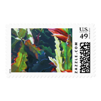 Orchid cactus1 postage stamp