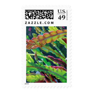 Orchid Cactus2 Postage Stamps