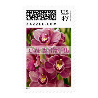 Orchid • Celebrate With Us Stamp