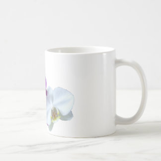 Orchid Contrasts Classic White Coffee Mug