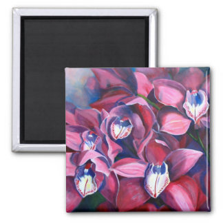 Orchid crowd Magnet