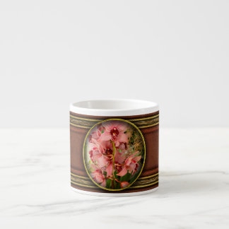 Orchid - Cymbidium - Vivien hainsworth x trinket Espresso Cup