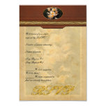 Orchid - Dendrobium Orchid 3.5x5 Paper Invitation Card