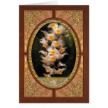 Orchid - Dendrobium Orchid Stationery Note Card