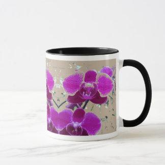 Orchid Design #2 Mug