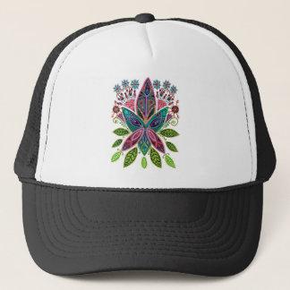 Orchid Designs Trucker Hat