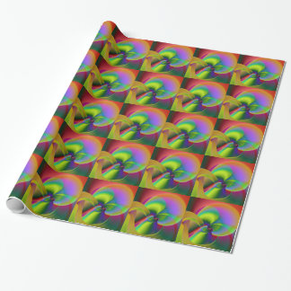Orchid digital created by Tutti Gift Wrap Paper