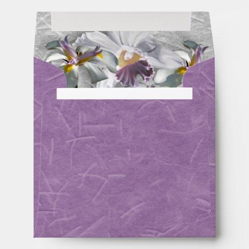 Orchid Dream Envelope