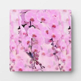 Orchid dream plaque