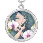 Orchid Dreams - Necklace