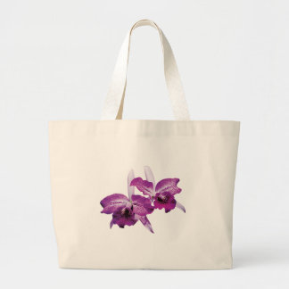 Orchid Empress Worsley Roman Holiday Large Tote Bag