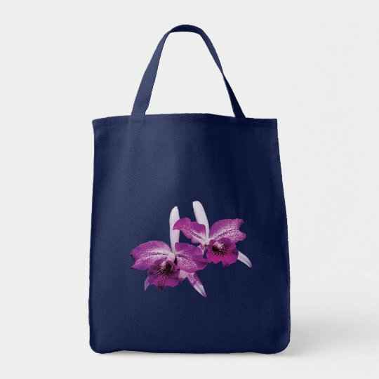 Orchid Empress Worsley Roman Holiday Tote Bag