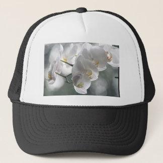 Orchid Flower Faith Love Peace Destiny Gift Trucker Hat