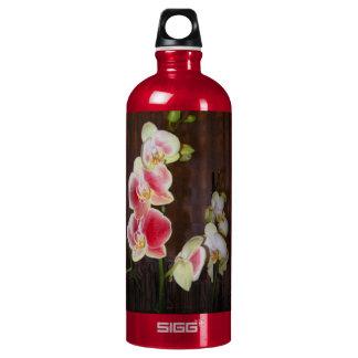 Orchidflowers Aluminum Water Bottle