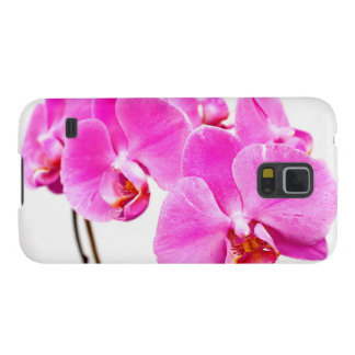 Orchid flowers closeup galaxy s5 covers
