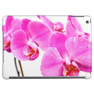 Orchid flowers closeup iPad air covers