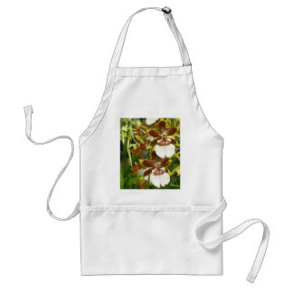 Orchid Garden Adult Apron