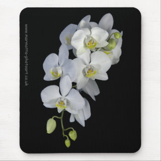 Orchid Garland Mousemat Mouse Pad