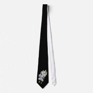 Orchid Garland Tie