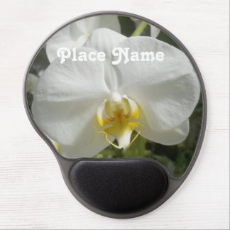 Orchid Gel Mouse Pad