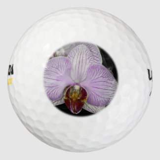Orchid Golf Balls