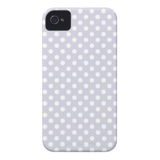 Orchid Hush Polka Dot Blackberry Bold Ca iPhone 4 Case-Mate Cases
