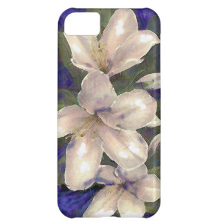 Orchid iPhone 5C Cases