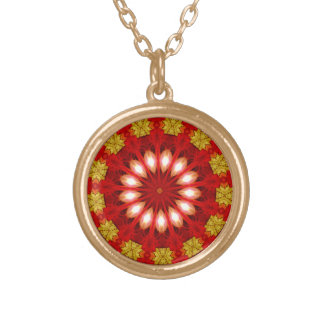 Orchid Kaleidoscope #4 Necklace