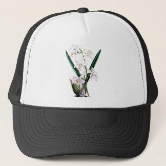 Orchid Laelia Albida, var Rosea Trucker Hat