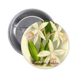 Orchid - Laelia Anceps Buttons