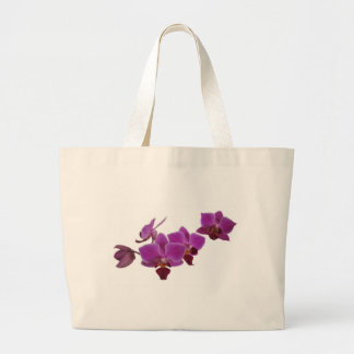 Orchid Large Tote Bag
