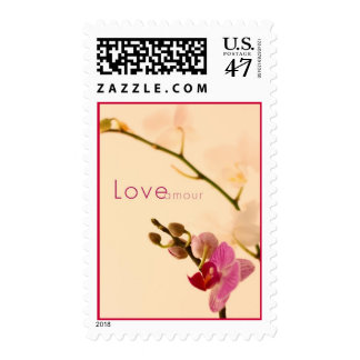 Orchid Love Amour Postage