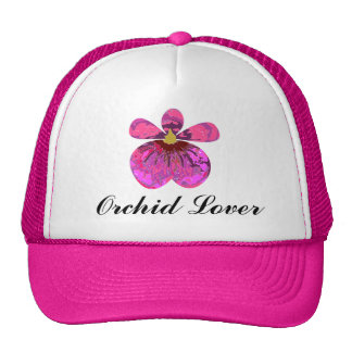 Orchid Lover Hat