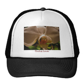 Orchid Lover Mesh Hat