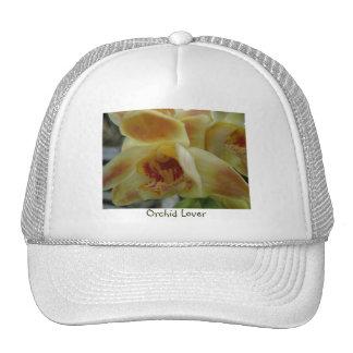Orchid Lover Trucker Hats