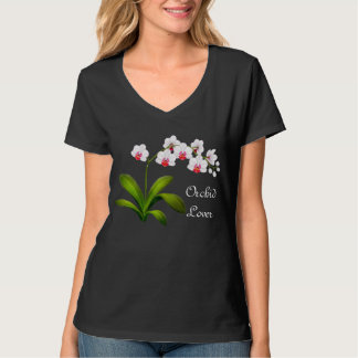 Orchid Lover Phalaenopsis Shirt